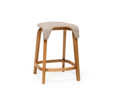 Nižší barová židle Leaf