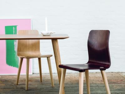 Židle a stůl Malmö