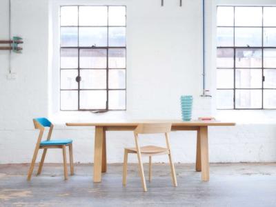 Židle Merano se stolem Stelvio
