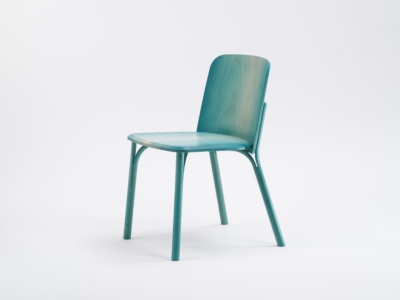 Židle Split v gradientní barvě