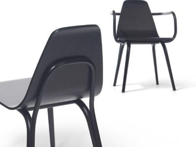 Židle a křeslo Tram